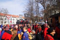 Umzug Konstanz 2019
